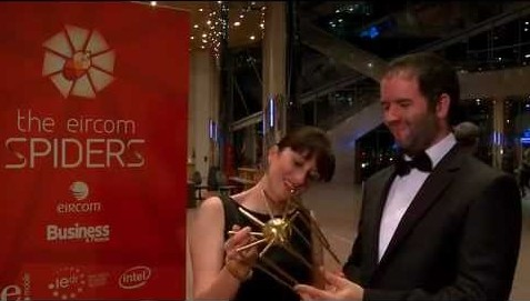 TheJournal.ie wins big at The eircom Spiders 2011