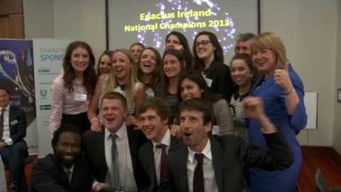 Enactus Ireland National Championship 2013