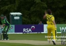 Batmen: the story of Irish Cricket