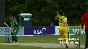 Batmen: the story of Irish Cricket