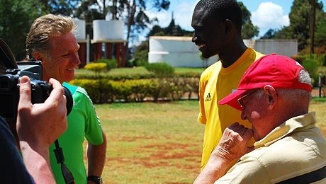 IFTA Winning Kenyan doc for BBC broadcast