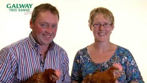 Noel Keane: Galway Free Range Eggs