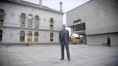 Barra O'Fianail on working with KPMG Ireland
