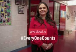 Every One Counts – Give Blood