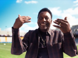 Meeting the Legend that is Pele