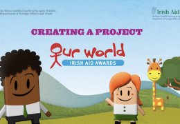 Our World Irish Aid Awards Promo
